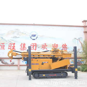 500M Down The Hole Drilling Rig Machine Price